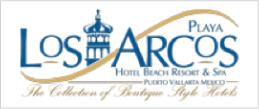 Logo de Hotel Playa Los Arcos Puerto Vallarta