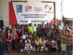 Grupo Marival beneficia a 700 familias