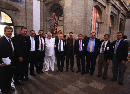 Reunión de Asamblea de socios AEBBA
