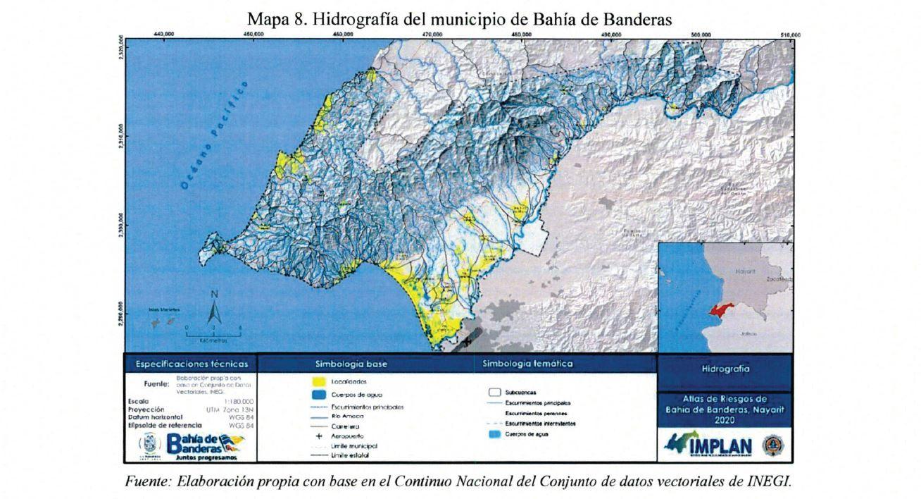 Atlas de Riesgo Bahía de Banderas, Nayarit