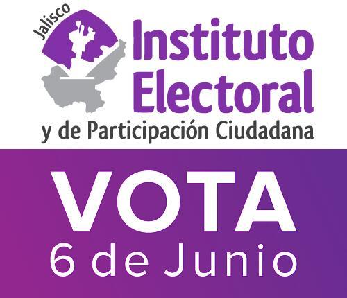Instituto Electoral | Vota 6 de Junio